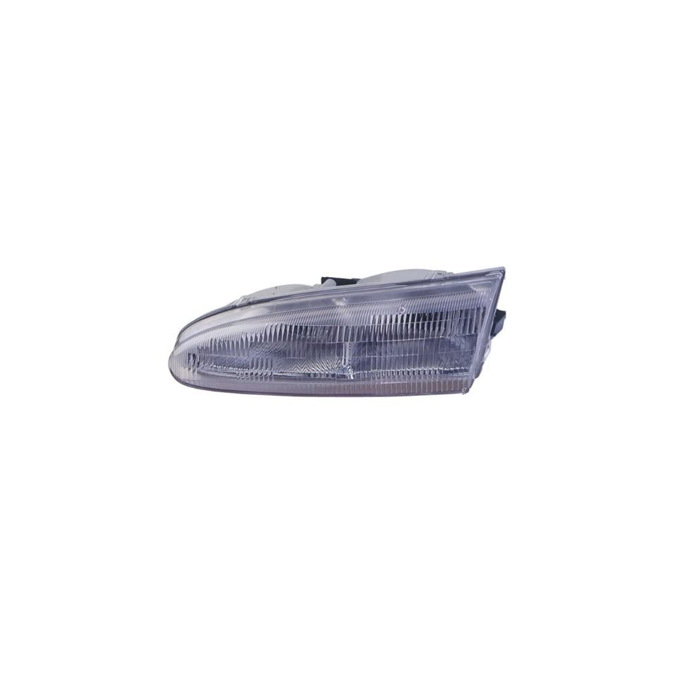 TYC Ford Contour Driver & Passenger Side Replacement HeadLights