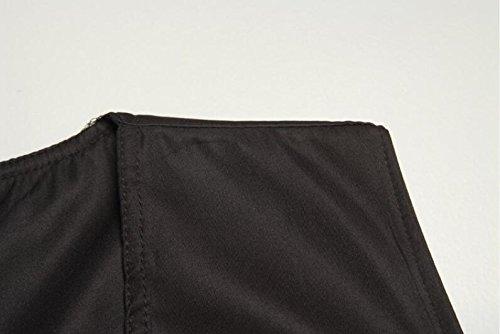 GGX/ Damenschuhe-High Heels-Büro / Kleid / Lässig-Kunstleder-Blockabsatz-Absätze-Blau / Rosa / Weiß blue-us4-4.5 / eu34 / uk2-2.5 / cn33