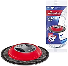 Sistema de limpieza Robot Virobi