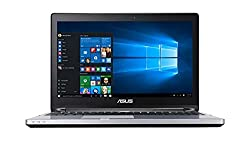 2016 Newest Asus Transformer Book Flip Flagship Premium 2 in 1 Convertible Laptop, 15.6