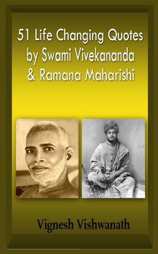 Amazon Com 51 Life Changing Quotes By Swami Vivekananda And Ramana