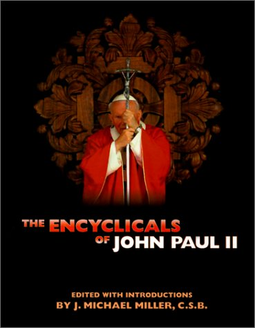 The Encyclicals of John Paul II pdf