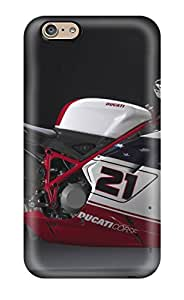 Awesome Ducati Motorcycle Flip Case With Fashion Design For Iphone 6