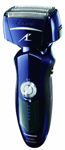 Panasonic Razor, ES-LF51-A, Men's Electric 4-Blade Cordless Shaver, Wet/Dry with Flexible Pivoting - Shavers Electric Panasonic
