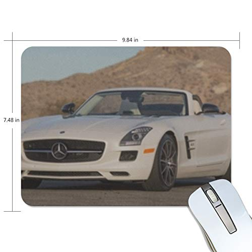 - Mouse Pad Mercedes Benz SLS 63 Amg Gt Roadster Customized Rectangle Non-Slip Rubber Mousepad Gaming Mouse Pad Mat 9.8x7.5-inch