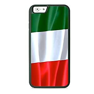 Case Fun Case Fun Flag of Italy TPU Rubber Back Case Cover for Apple iPhone 6 4.7 inch hjbrhga1544