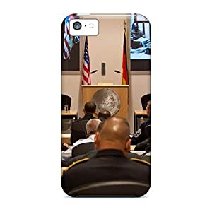 Hot Style EVfEtWW6368PMEFO Protective Case Cover For Iphone5c(senior Enlisted Leaders Of The International Senior Enlisted Seminar Take Pa)
