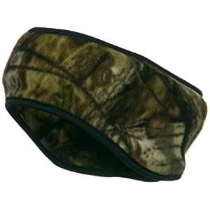 Light Weight Fleece Camo Head Band - Mossy Infinity Break Up