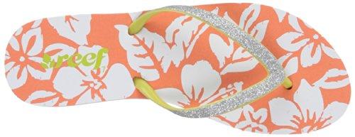 Flip Prints Reef Women's Salmon Flop Stargazer RqyBwz7