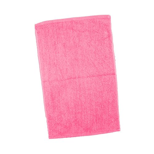 Great Deal! Quality Deluxe Hand Towels Heavyweight - 16''x25'', Ideal for home bath hand towels, gym, spa, sports (24, AZALEA)