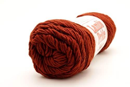Lamb's Pride Worsted by Brown Sheep M-154 Rooster Red ()