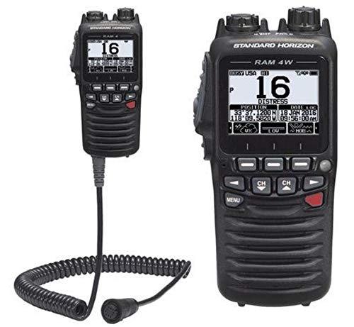 Standard Horizon SSM-70H 2.5'' Wired Remote Access Microphone (RAM4)