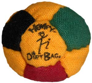 Dirtbag Hempy 14 Panel - Red/Yellow/Black/Green