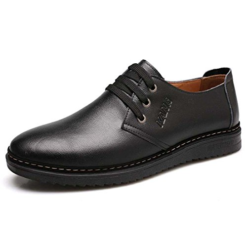 Shoes Black Casual WENJHEN Men WENJHEN Men Casual P1nOX7xq8x