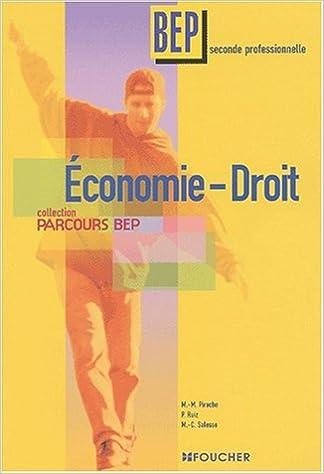 Livre gratuits en ligne Economie-Droit BEP 2nde professionnelle pdf, epub ebook