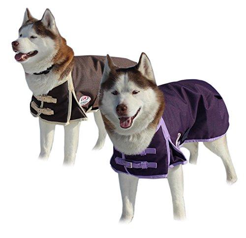 Derby Originals 1200D Heavy Duty Waterproof Dog Coat with 2 year limited warranty