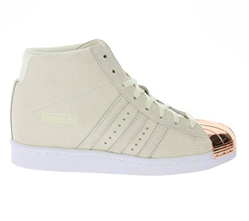 Adidas Superstar Up Metal Toe W chaussures 6,5 white/metal
