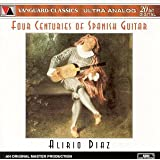 4 Centuries of Spanish Guitar