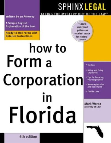 How to Form a Corporation in Florida pdf