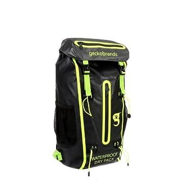 geckobrands Waterproof 25L Daypack