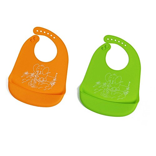 Hencu Waterproof Silicone Pocket Toddlers