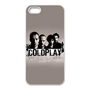 iPhone 4 4s Cell Phone Case White Coldplay Rock Band Baofl