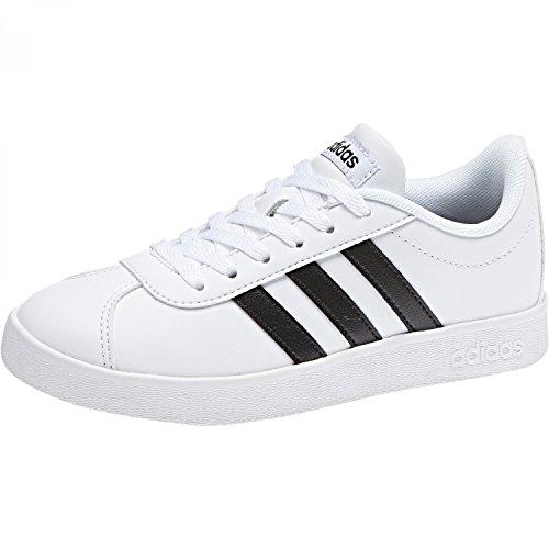 Adidas VL Court 2.0K–Chaussures de tennis, Enfants