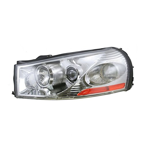 Headlight Headlamp Driver Side Left LH for 03-04 Saturn L Series L200 L300