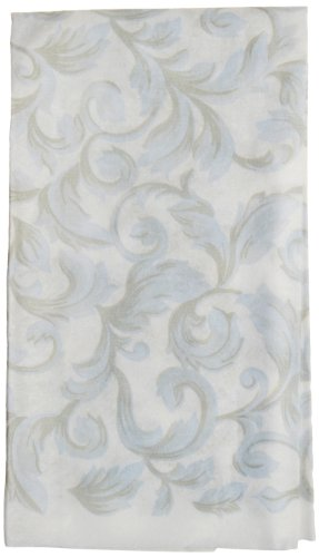 "Hoffmaster 856524 Linen-Like Guest Towel, 1/6 Fold, 17"" Length x 12"" Width, Imperial (Case of 500) from Hoffmaster"