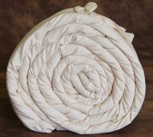Holy Lamb Organics Wool Comfortor (Full/Queen Comforter - Perfect ()