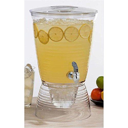 CreativeWare acrílico grifo dispensador de bebidas Cromo 9,5 Litros: Amazon.es: Hogar