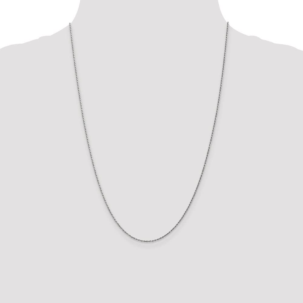1.15mm Rope Chain Anklet