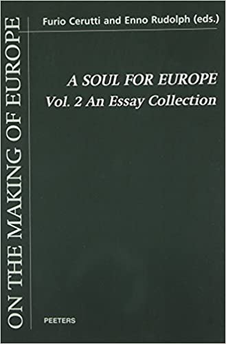 Friendship Essay In English On The Cultural And Political Identity Of The Europeans An Essay  Collection Volume  On The Making Of Europe How To Start A Synthesis Essay also General Paper Essay A Soul For Europe On The Cultural And Political Identity Of The  Health And Social Care Essays
