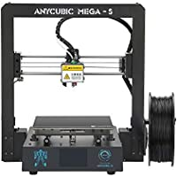 ANYCUBIC MEGA-S Upgraded FDM 3D Printer with Patented Heat Bed and Free 1kg PLA Filament, Works with TPU/PLA/ABS/Hips/Wood etc.