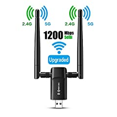 Herewarm tips special for you:              1.WiFi Dongle Support Systems: Windows 10/8/8.1/7/Vista/XP, Mac OS X 10.5-10.14 ,Not support Linux,TV,Projector,Printer.you can connect with netgear orbi wifi router       2.WiFi...