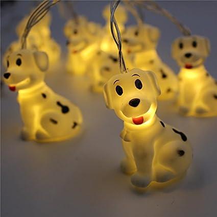 431a482866961 Amazon.com: BeesClover LED Animal Cartoon Battery Box Lamp String ...