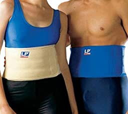 LP Supports Support Lp 711A Waist Support (Free Size) (Blue)