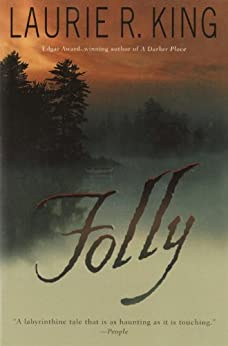 Folly by [King, Laurie R.]