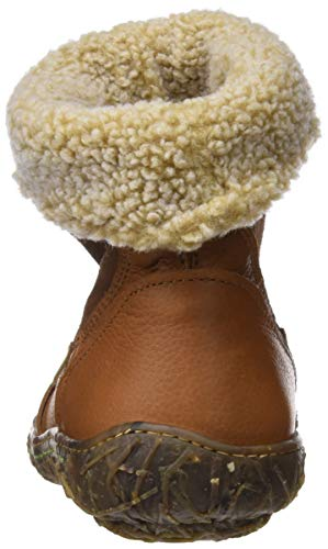 El Suede Lux Nido Marron Bottes Soft Femme Classiques Naturalista N758 Cuero Grain Cuero XWnBUHXrq