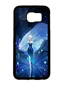 New Style Personalized Designed Hardshell Case for Samsung Galaxy S6 With Frozen Image Printed Phone case 9910966M974522272