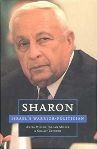 Book Sharon: Israel's Warrior-politician