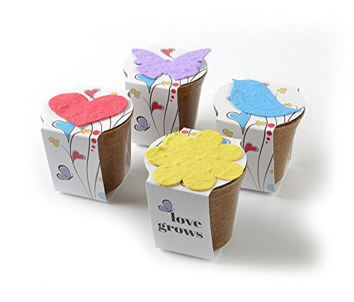 Bloomin Seed Paper - Planting Kit Favor