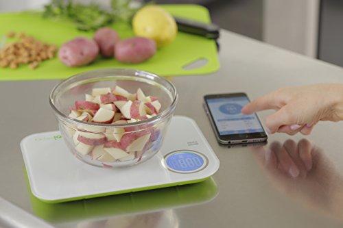 KitchenIQ IQ Smart Wireless Kitchen Scale