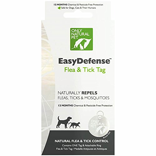 Only Natural Pet EasyDefense Flea and Tick Tag