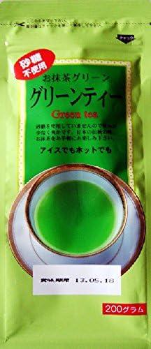 梅の園 グリーンティ砂糖不使用 200g
