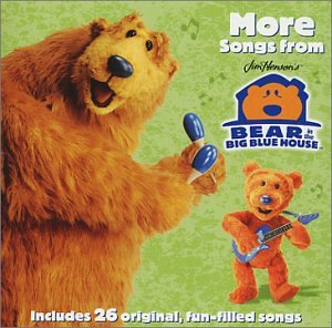 more songs from bear in the big blue house - Big Blue House