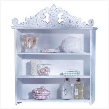 Crowned Keepsake Shelf #33663