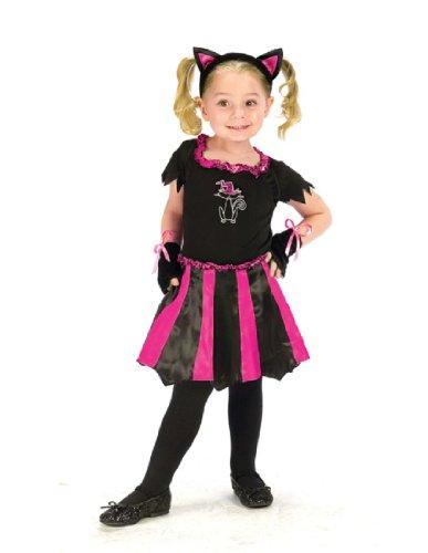 Ideas Halloween Cheap Costumes (Cat Sweetheart Tot 3t-4t -)