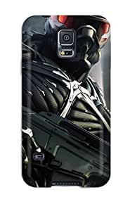 New Crysis Tpu Skin Case Compatible With Galaxy S5