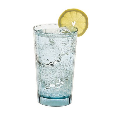 Huntington 12 Pack 16 Ounce Capacity Drinkware Tumblers - Virtually Unbreakable Polycarbonate - Lightweight - Clear Color
